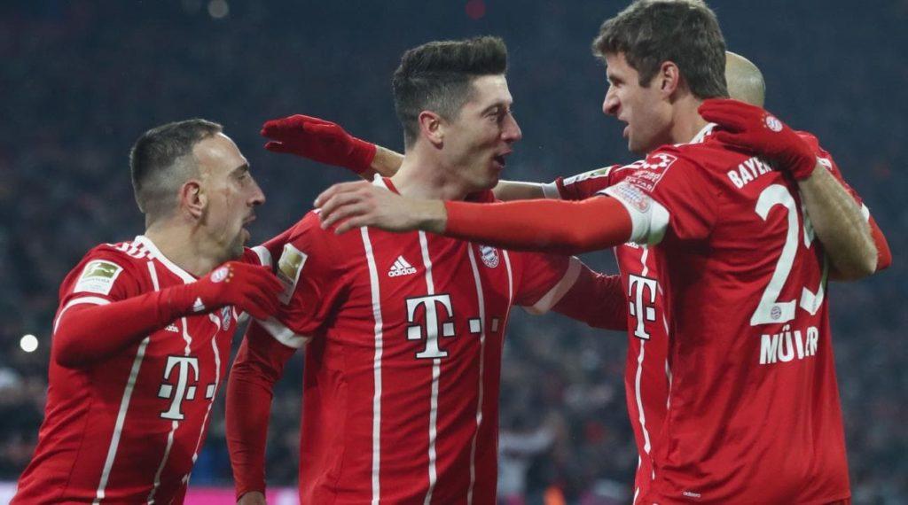 Besiktas Bayern