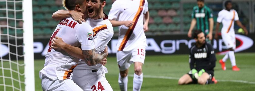 Sassuolo - Roma Betting Tips
