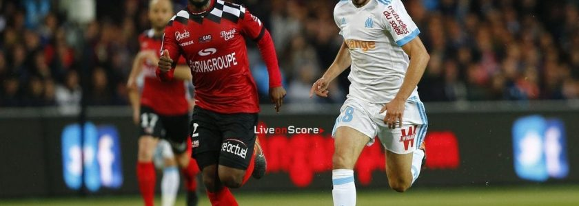 Betting Tips Marseille vs Guingamp