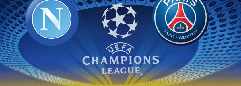 Champions League Napoli vs PSG