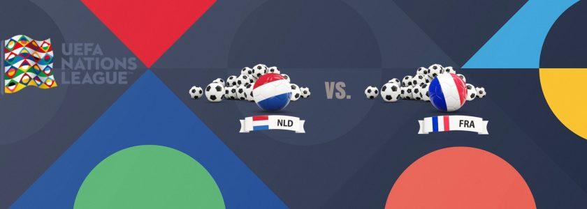 Netherlands vs France UEFA Nations League