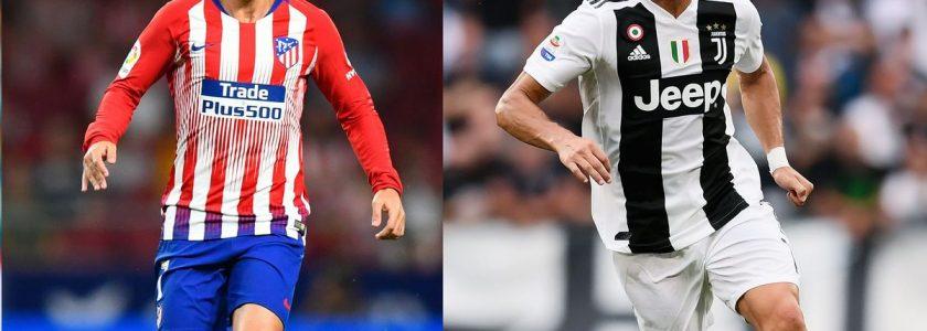 Atletico Madrid vs Juventus
