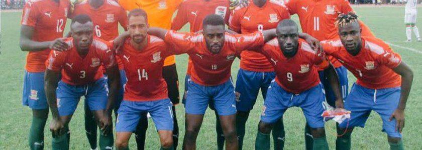 Algeria vs Gambia