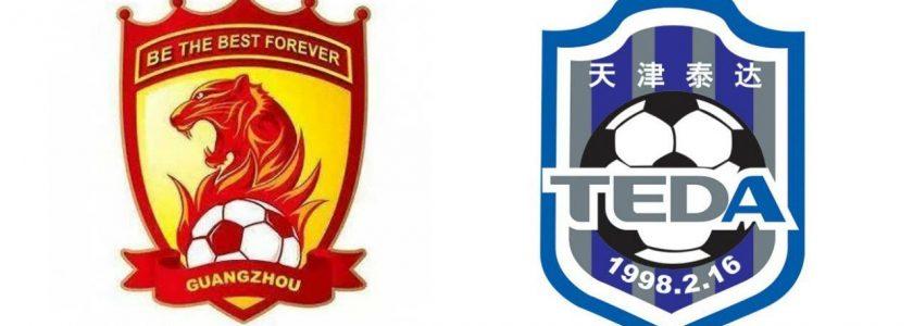 Guangzhou Evergrande vs Tianjin Teda