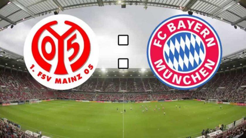 Bayern Munich vs Mainz