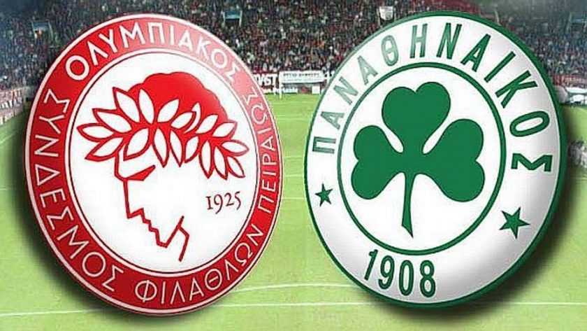 Panathinaikos vs Olympiakos Piraeus