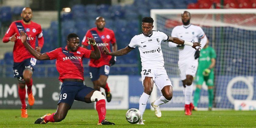 Chateauroux vs Paris FC