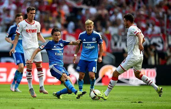 FC Koln vs Hamburger SV