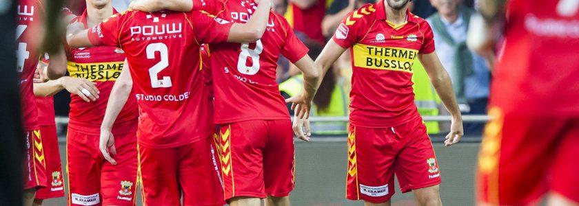 Jong Ajax vs Go Ahead Eagles