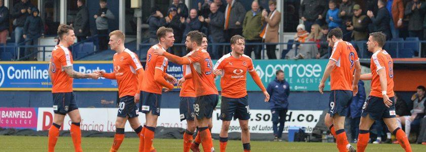 Accrington Stanley vs Luton Town