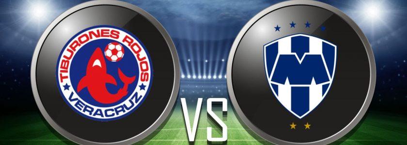 Veracruz vs Monterrey