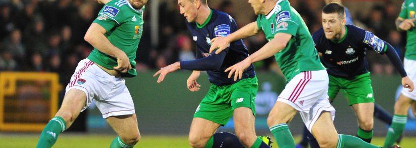 Shamrock Rovers vs Cork City