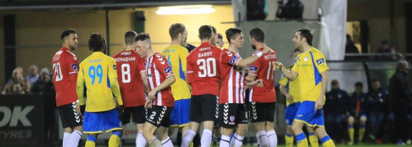 Derry City vs Finn Harps