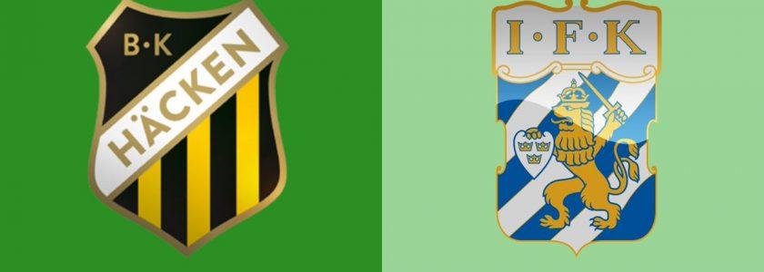 Hacken vs IFK Gothenburg