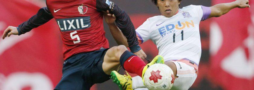 Hiroshima Sanfrecce vs Kashima Antlers