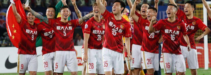 Shandong Luneng vs Guangzhou Evergrande