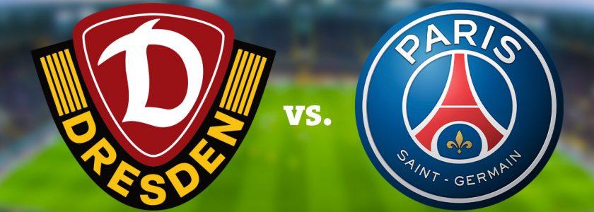 Dynamo Dresden vs Paris Saint Germain