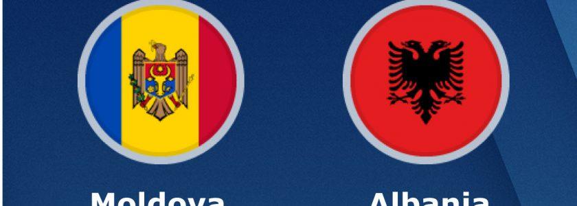 Moldova vs Albania
