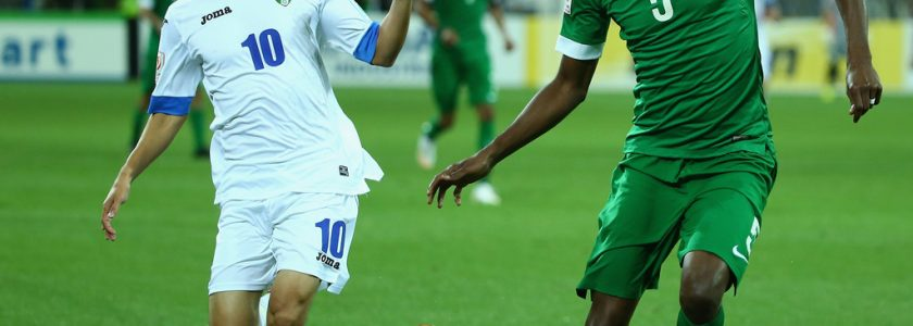 Uzbekistan vs Saudi Arabia