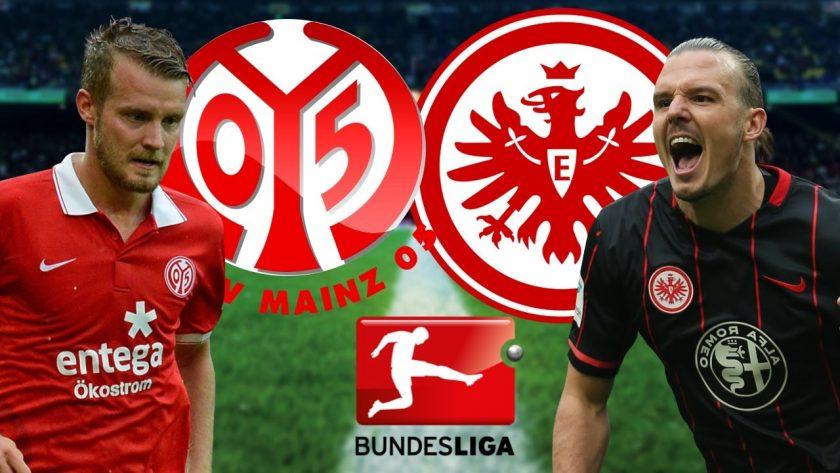 FSV Mainz 05 vs Eintracht Frankfurt