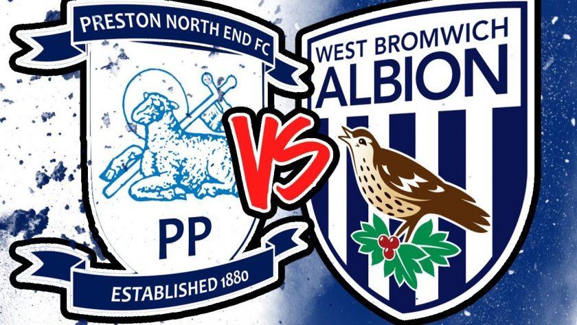 Preston North End VS West Bromwich