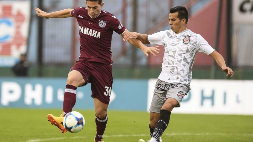 Arsenal de Sarandi vs Lanus