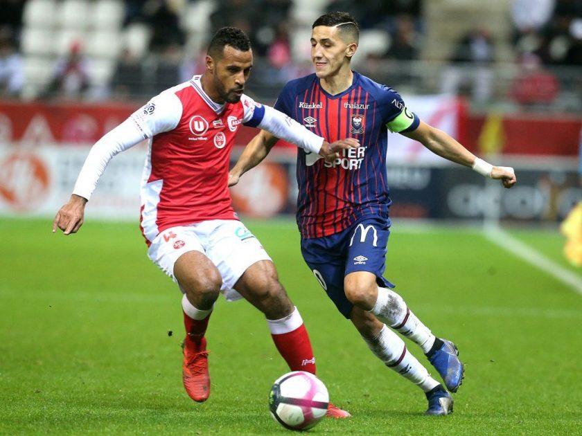 Caen vs Nancy
