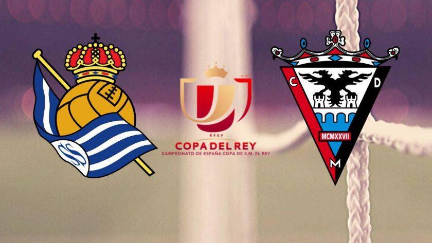 Real Sociedad vs Mirandes