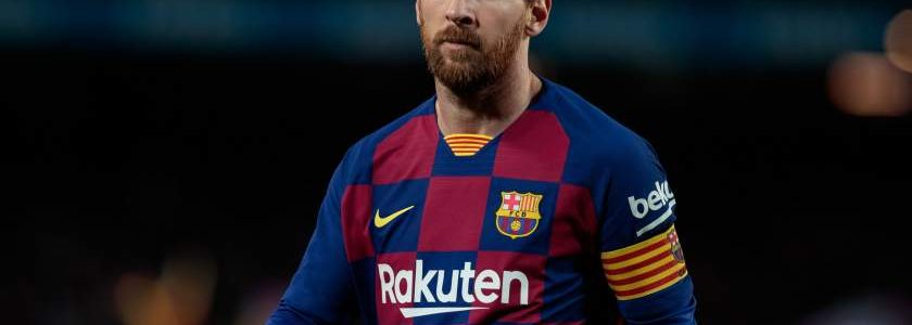 Huge amount donated by Lionel Messi in full coronavirus pandemic