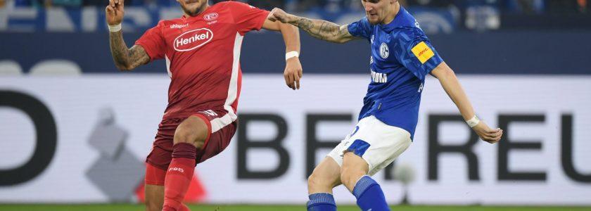 Fortuna Dusseldorf vs Schalke 04
