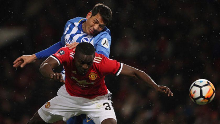 Brighton Hove Albion vs Manchester United