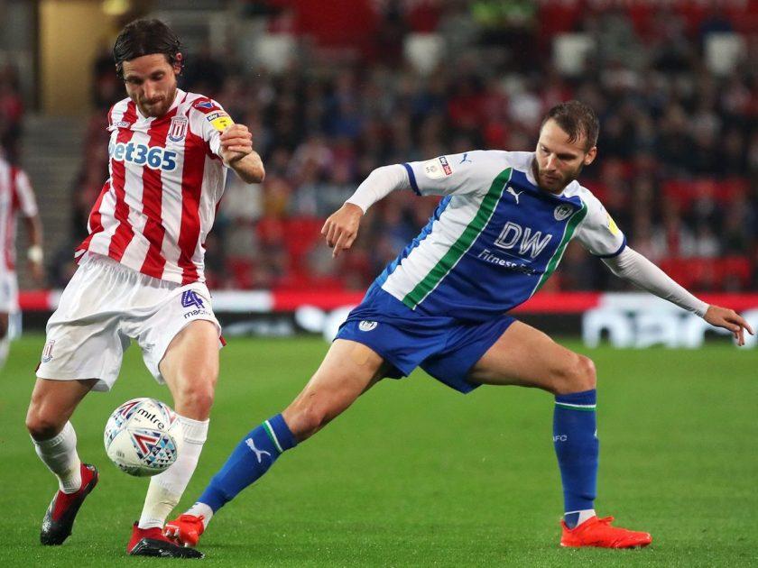 Wigan Athletic vs Stoke City