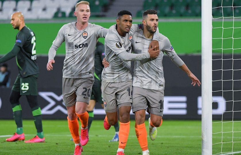 FC Shakhtar Donetsk vs VfL Wolfsburg