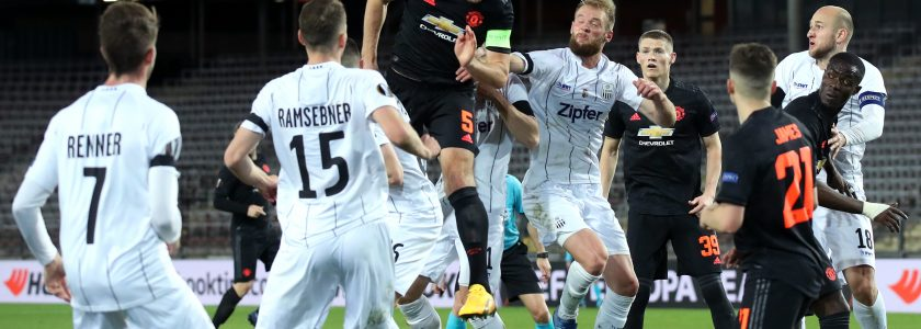 Manchester United vs LASK Linz