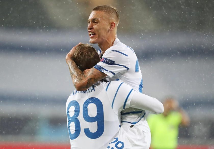 Dynamo Kyiv vs KAA Gent