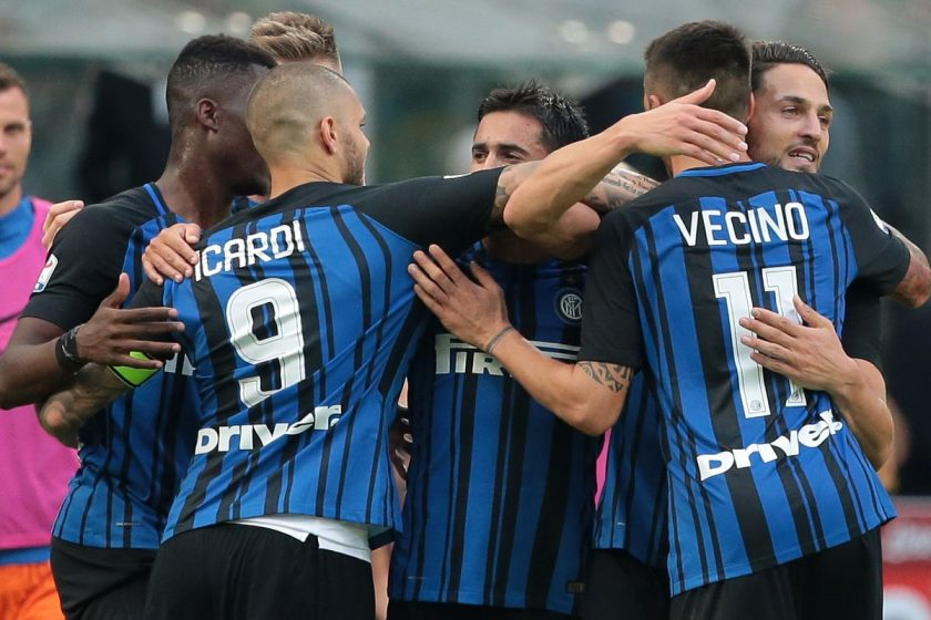 Benevento vs Inter Milan