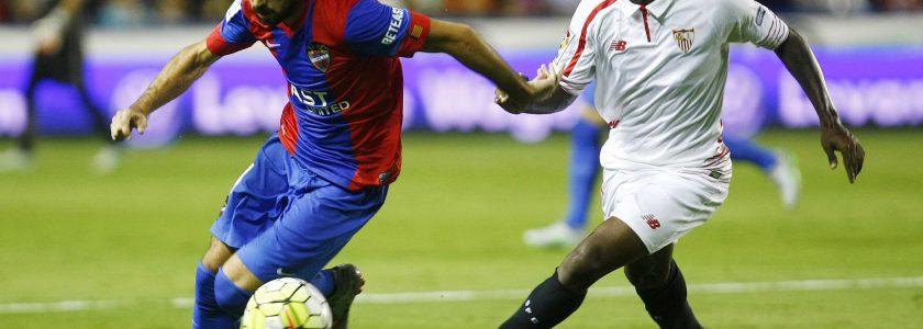 Sevilla vs Levante